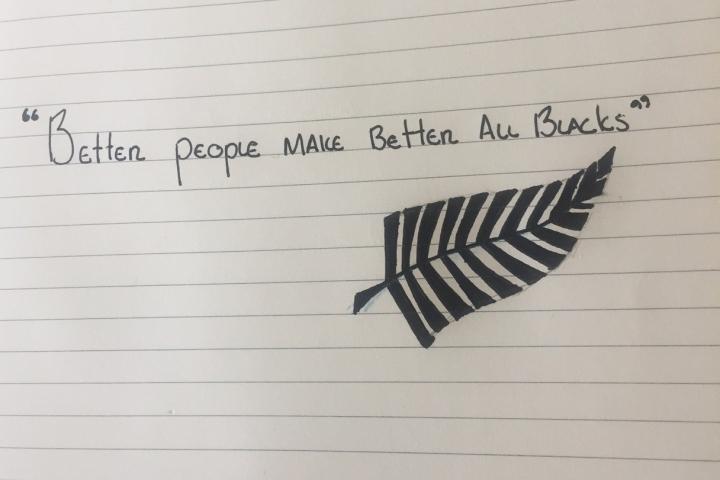 Image result for better people make better all blacks